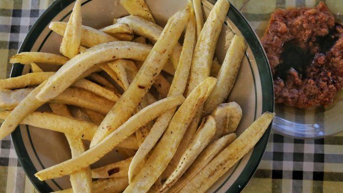 Mengenal Pisang Goroho, Pengganti Nasi Asal Gorontalo