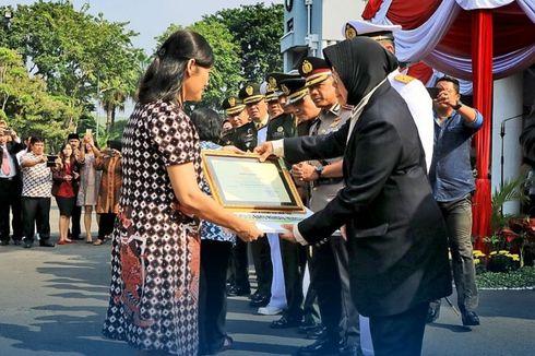Berjasa Halau Bom dalam Teror di Surabaya, 13 Orang Diberi Penghargaan