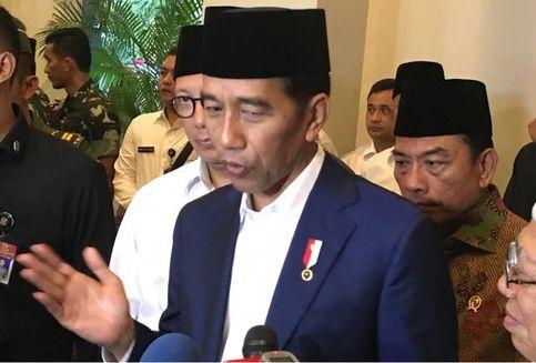 Presiden: Silakan Berbondong-bondong 'Judicial Review' UU MD3 di MK