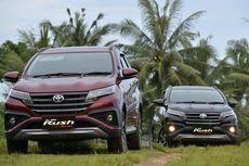 Upaya Toyota Genjot Penjualan Rush di Ibu Kota
