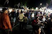 Menikmati Musik Jazz Sambil Minum Kopi di Pinggir Jalan
