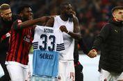 AC Milan Vs Lazio, Ada Pelecehan Rasial dan Penghormatan ke Mussolini