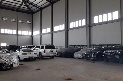 Melihat Mobil Mewah Tahanan KPK yang Berjajar di Rubpasan...