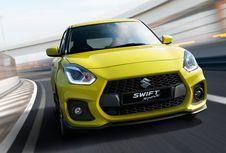 Suzuki Buka Selubung Swift Sport Generasi Ketiga
