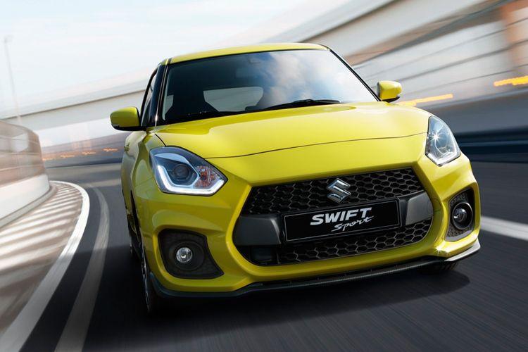 Suzuki Swift Sport Frankfrut Motor Show 2017