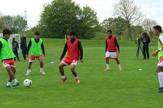 Jelang Garuda Select Vs Chelsea U-16, David dkk Terus Bersiap