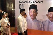 Ditanya soal Kesiapan, Jokowi 'Mantul', Ma'ruf Amin Tunggu 'Umpan'