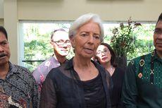 IMF: Mendung yang Menggelayuti Ekonomi Dunia Semakin Gelap
