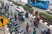 Pendemo Tuntut Ditemui dengan Manajemen Grab