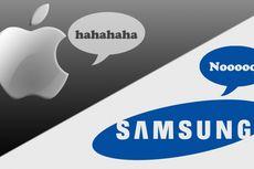 Pengguna Samsung Lebih Bahagia dari Pengguna iPhone