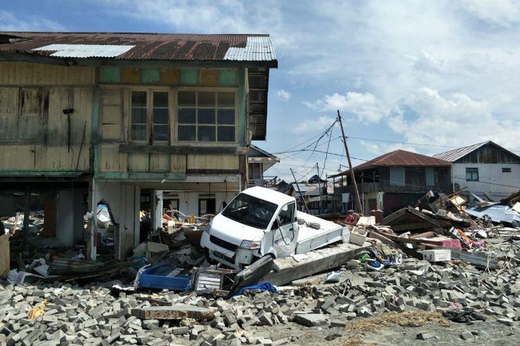 Renungan Tsunami Palu, Keputusasaan Seorang Laki-laki dan Lagu Nina Bobo Selamatkan Nyawa