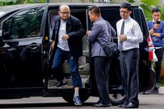 Novel Baswedan Kembali ke Singapura untuk Persiapan Operasi