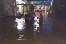 Sungai Cikeruh Meluap, Ratusan Rumah di Jatinangor Terendam Banjir