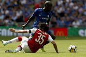 Jadwal Siaran Langsung, Chelsea Vs Arsenal dan Reuni Rooney