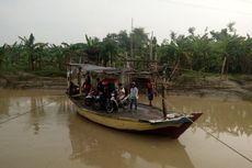Kisah Penarik Perahu Tambang, Pahlawan Sungai Tuntang