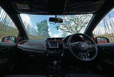 Tengok Detail Ubahan Interior All New Honda Brio