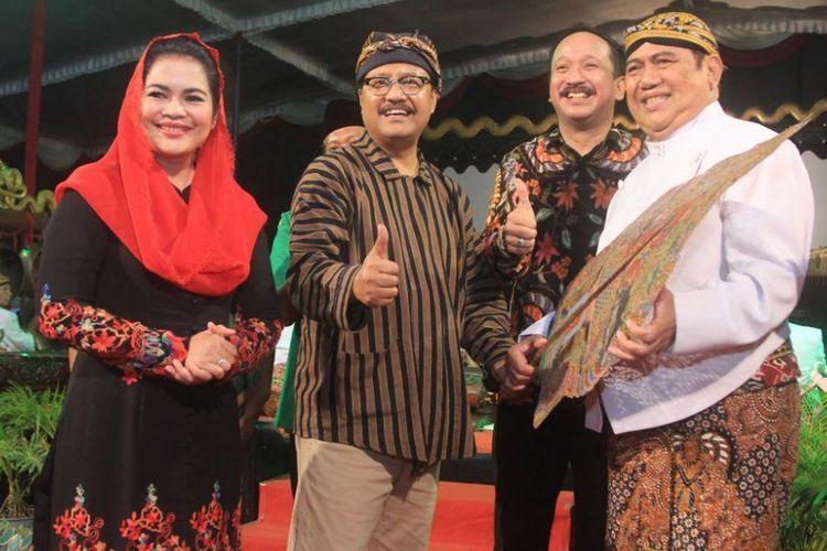 Doa Bupati Ponorogo untuk Gus Ipul - Puti Soekarno
