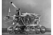 Lunokhod 1, Robot 'Remote Control' Pertama yang Capai Bulan
