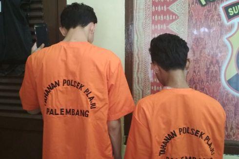 Ponsel Remaja di Palembang Dijambret Saat Asyik Main