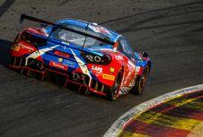 Spesifikasi Ferrari Rio Haryanto untuk Balap GT