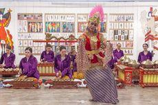 Alunan Gamelan dan Tarian Indonesia Meriahkan Peragaan Busana di Moskow