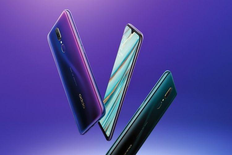 Oppo A9 Resmi Meluncur Harga Rp 3 8 Juta