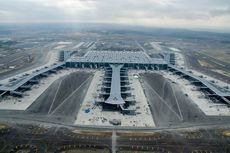 Mengintip Istanbul Grand Airport, Bandara Terbesar di Dunia