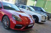 Pajak Tahunan Jadi Keluhan Pemilik Mobil Mewah