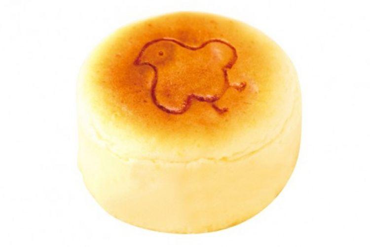 """Chidori Cheese"" (864 yen isi enam buah)"
