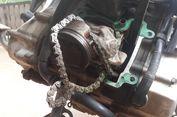 Rantai Keteng, Suku Cadang yang Bisa Bikin Motor Rusak Total