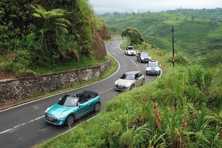 Mini Driving Experience, Pangelengan, Bandung.