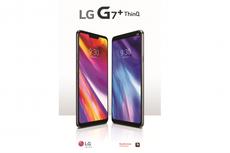 LG G7+ Bisa Dipesan di Indonesia 22 Mei