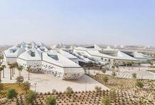 Megaproyek Ini Jadikan Arab Saudi Lebih Modern