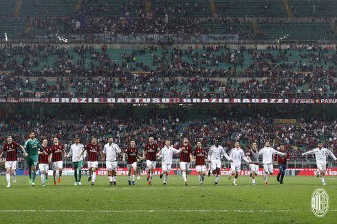 Hasil Liga Italia, AS Roma dan AC Milan Raih Kemenangan
