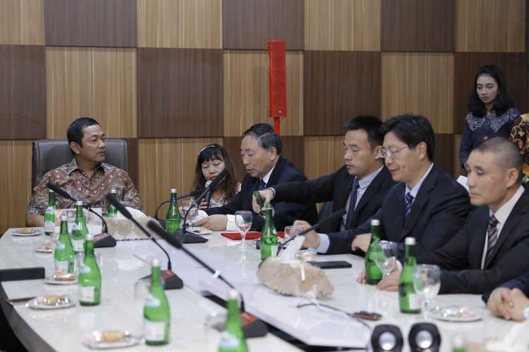 Wali Kota Semarang Gaet Pemerintah Tiongkok Guna Kembangkan Pariwisata