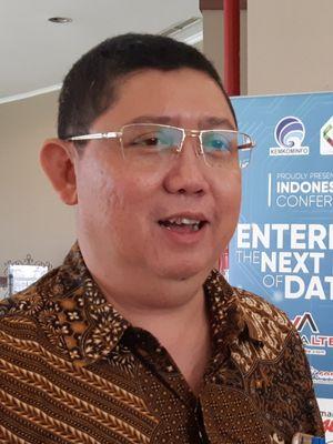 Direktur Industri Elektronik dan ICT Kementerian Perindustrian, Achmad Rodjih A.