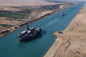 Berusia lebih dari 140 Tahun, Ini 6 Fakta Menarik Terusan Suez