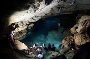 Keindahan Goa Kristal di Kupang Memukau Wisatawan