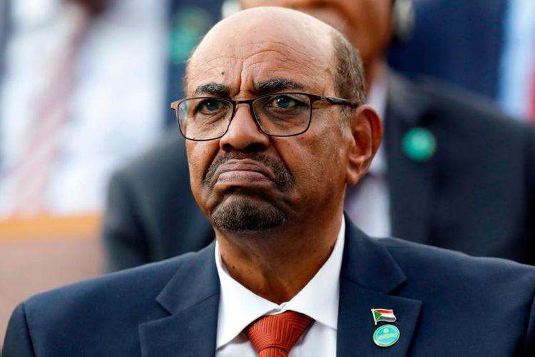 Presiden Sudan Omar al-Bashir.
