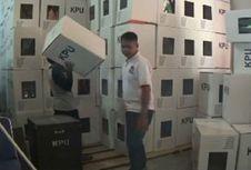 Salah Hitung, KPU Mamasa Masih Kekurangan 68 Kotak Suara