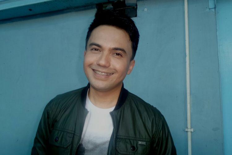 Sahrul Gunawan di Studio TransTV, Mampang, Jakarta Selatan, Rabu (1/11/2017).