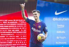 Barcelona Belum Berhenti 'Gerilya' di Bursa Transfer
