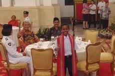 Jokowi Ajak Joni ke Dufan dan Taman Mini