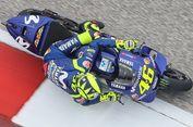 Rossi Kecewa Tak Bisa Podium di GP Austin