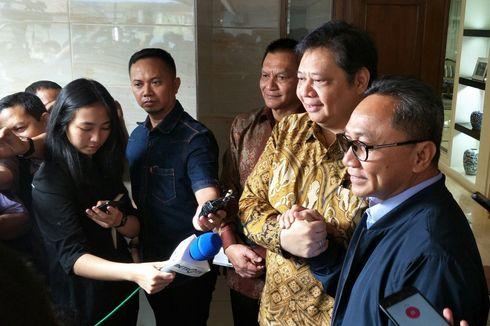 Ketua MPR: Pergantian Mahyudin Hak Golkar, Kami Tunggu...