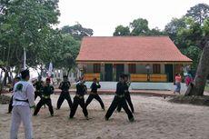 Nuansa Betawi Milenial di Pulau Bidadari...