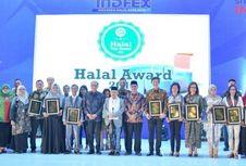 Halal Top Brand 2018 Kategori Es Krim Masih Dipegang Wall's
