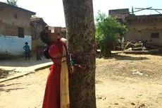 Kabur dengan Pria Berbeda Agama, Gadis di India Diikat di Pohon dan Disiksa
