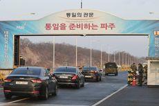 Pertemuan Resmi Korea Utara dan Korea Selatan Sedang Berlangsung