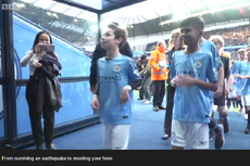Manchester City Juara, Doa Rizky, Penyintas Gempa Palu, Terkabul